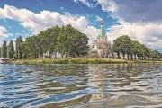 Во Франции близится к завершению строительство православного храма