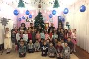 Рождество в детсадах г.Тимашевска