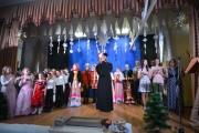 «Нам свет любви в сердцах нести» в ДПЦ г. Тимашевска прошла Рождественская ёлка