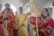 Престольный день в Тимашевском благочинии