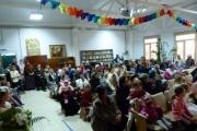День Матери в детском духовно-просветительском центре храма Вознесения Господня г. Тимашевска