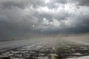 Сильнейшая стихия в виде крупного града, ветра и дождя в ст. Новокорсунской.