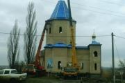 В х.Танцура - Крамаренко освятили купола