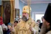 Божественная Литургия в храме Вознесения Господня города Тимашевска