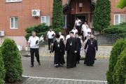 В Краснодар прибыл викарий Екатеринодарской епархии епископ Туапсинский Дионисий