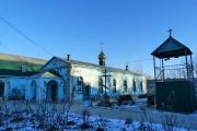 17 декабря храм великомученицы Варвары станицы Днепровской принимал гостей
